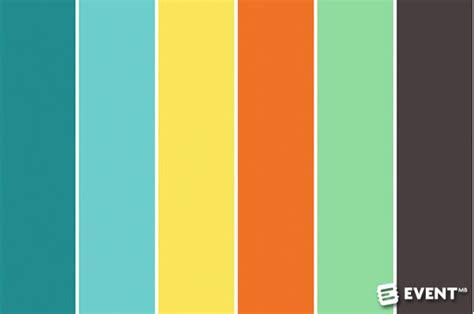 rules   event design color palette