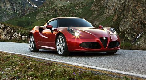 Alfa Romeo 4c Cost by Alfa Romeo 4c To Cost More Than Porsche Cayman Audi S5 In