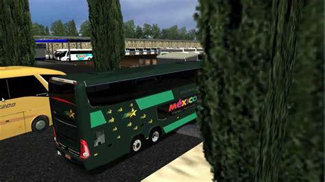 autobuses  german truck simulador youtube