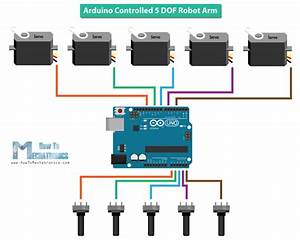 Arduino Projects With Diy Instructions  With Images