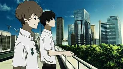 Terror Zankyou Resonance Anime Nine Twelve Fff