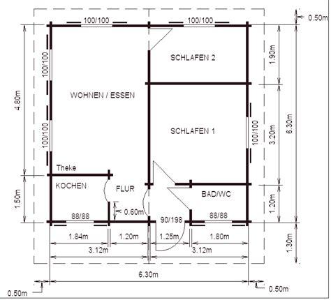 Holzhaus 40 Qm Grundfläche by Holzhaus 50 Qm Emejing Holzhaus 50 Qm Images Kleine H