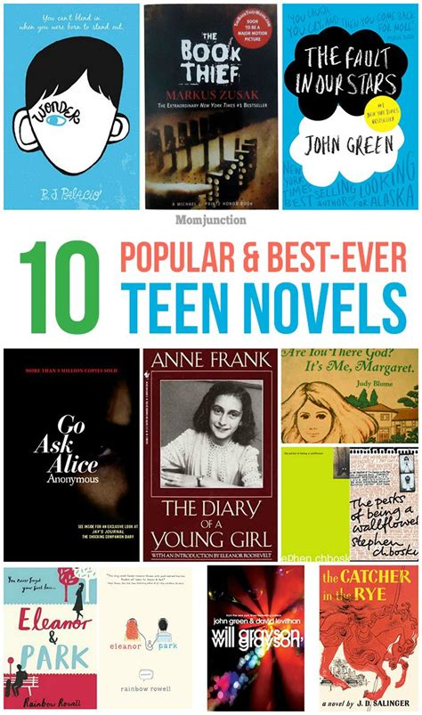 Best Novels Top 10 Best Novels For Ogt Friends Books