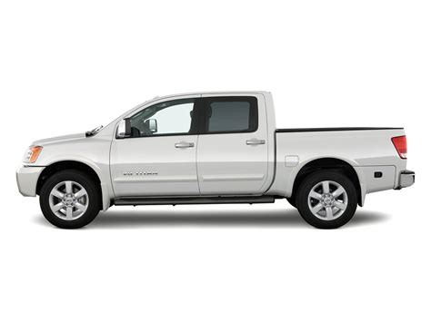 2012 Nissan Titan Review, Ratings, Specs, Prices, And