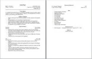 resume sle for chef de partie chef de partie resume