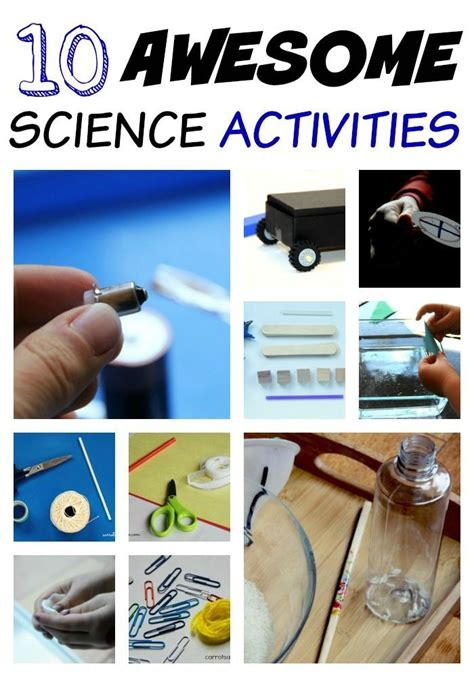 awesome easy montessori science experiments