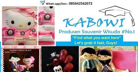 kabowi produsen boneka wisuda kado wisuda hadiah animasi unik boneka jual flanel