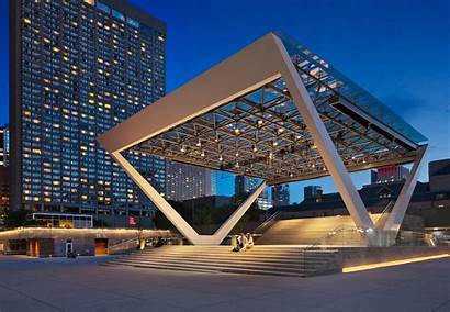 Architecture Square Nathan Phillips Canada Architect Canadian