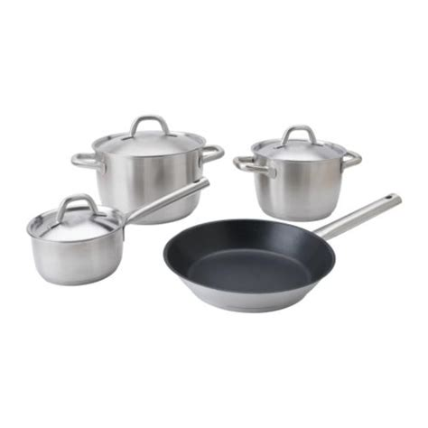 ikea pans pots cookware non stick pan cheap seal making kitchen approval frying hello sauce came piece pot