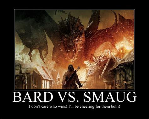 Bard Memes - bard vs smaug by grievous fangirl on deviantart