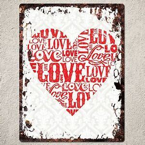 pp rustic love valentines day gift parking plate home