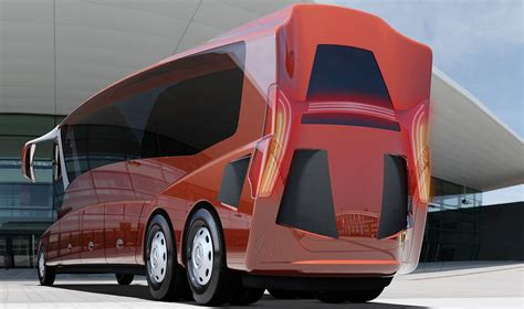 future bus concept by ronaldo lopes trains planes