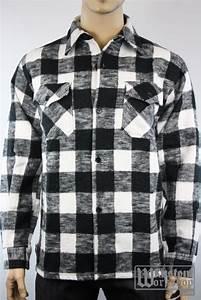 chemise de bucherons a carreaux noir et blanc kustom With chemise a carreaux noir et blanc homme