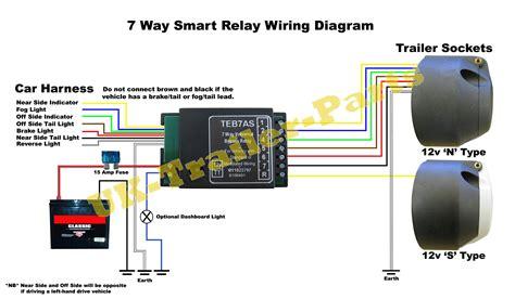 mercedes towbar wiring diagram best of caravan wiring