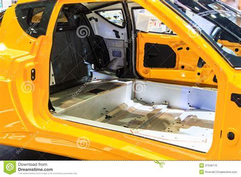 192 l int 233 rieur du corps d une voiture photographie stock