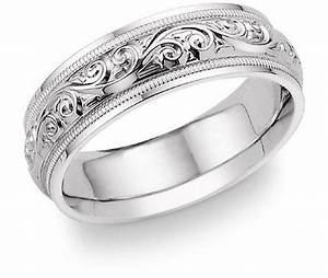 333 best mens white gold wedding bands with diamonds With platinum engagement ring gold wedding band