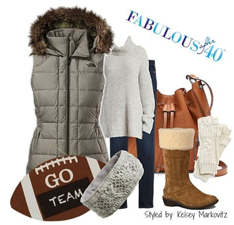 Sports Mom- What to Wear to a Tailgate or Sports Game