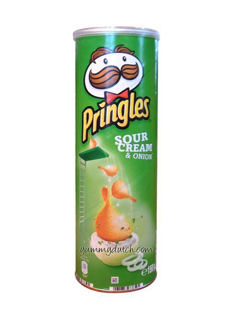 Sourcream Pringles | Yummy Dutch