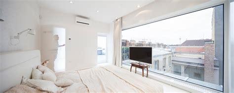 hungarian loft design   simple aesthetic  big