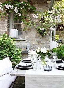 Terrasse Dekorieren Modern : tischdekoration die sch nsten tischdeko ideen ~ Fotosdekora.club Haus und Dekorationen