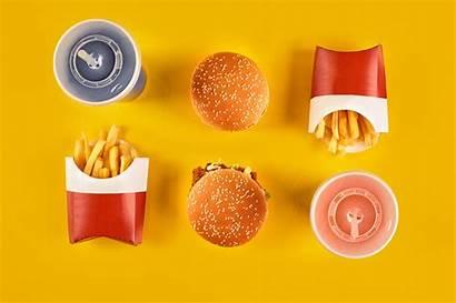 Fast Super Background Eating Burger Snacks King