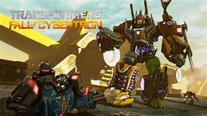 Transformers : Fall of Cybertron - PS4 Chapitre VIII ...