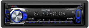 Kenwood Kdc-bt652u  Fm Cd Stereo