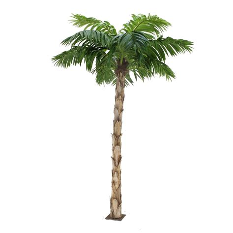 Peruvian Palm Tree 8ft Tall Luxury Artificial Palm Tree