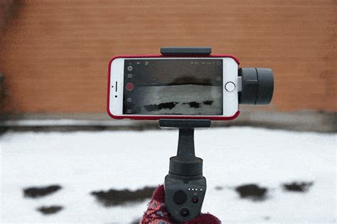 android  iphone gimbal   reviews