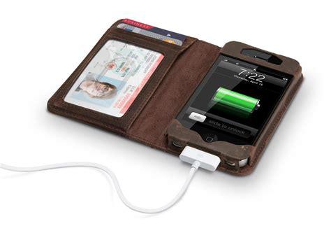 iphone 4 wallet twelve south bookbook iphone 4 gadgetsin