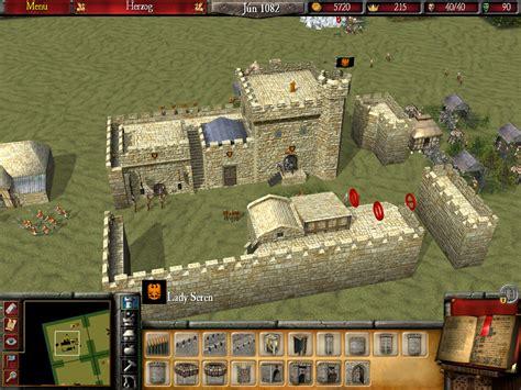 screenshots image stronghold  crusader mod