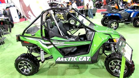 2013 Arctic Cat Wildcat 1000cc Sport Side By Side Atv