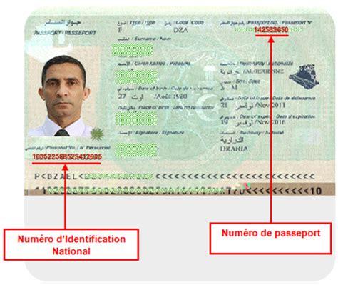 ministere interieur gov dz passeport biom 233 trique alg 233 rien