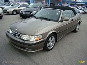 2003 Saab 9-3 Se Convertible In Hazelnut Metallic - 010569