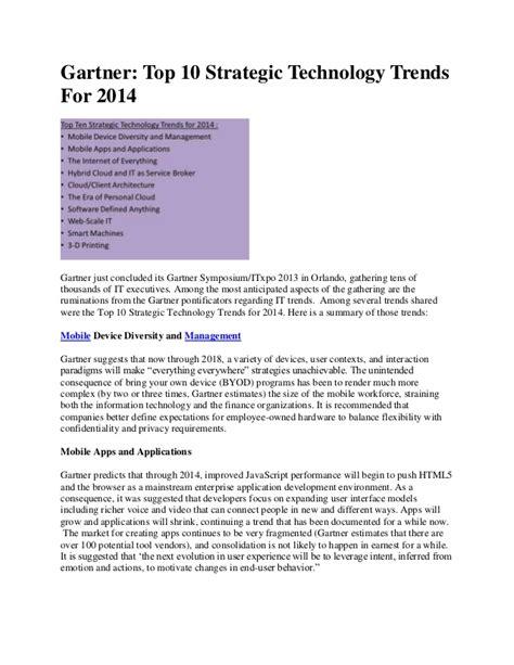 gartner s top 10 strategic does gartner think the green data centre is done silicon uk gartner top 10 technology trends 2014