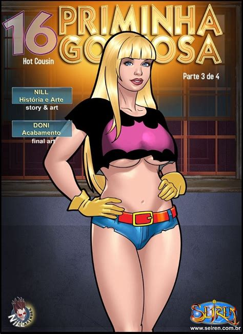 Priminha Gostosa Hot Cousin 16 Part 3 Porn Comics Galleries