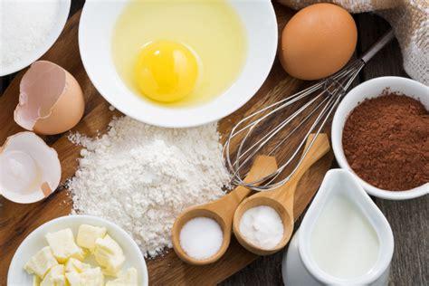ingredients baking backen substitute need patisserie bilancia cake zutaten pesare senza beim come ingredienti alternative coaching cliftonstrengths alimenti gli sheet