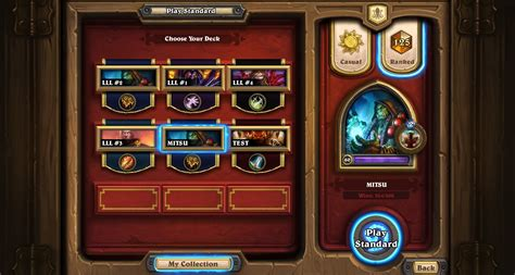 Tempo Mage Deck Hearthpwn by Wotog Tempo Smorc Shaman Hearthstone Decks