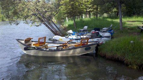 Boulder Drift Boats by Driftboat Ready For