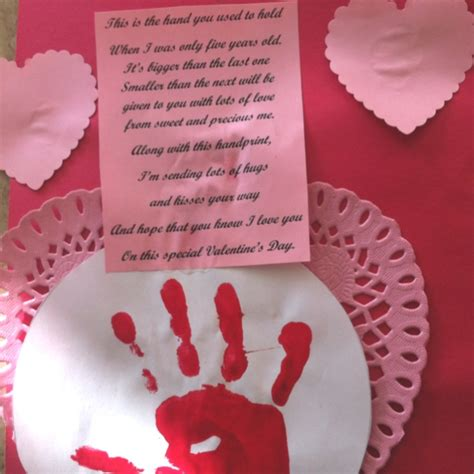 handprint and poem for parents for s day 595 | 80c6a384f81346834956706acf497bf0