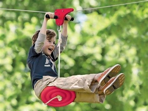 Zipline For Backyard by 30 Creative And Backyard Ideas