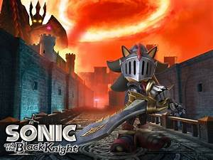 >sonic and the black knight wallpaper | wallpapersskin