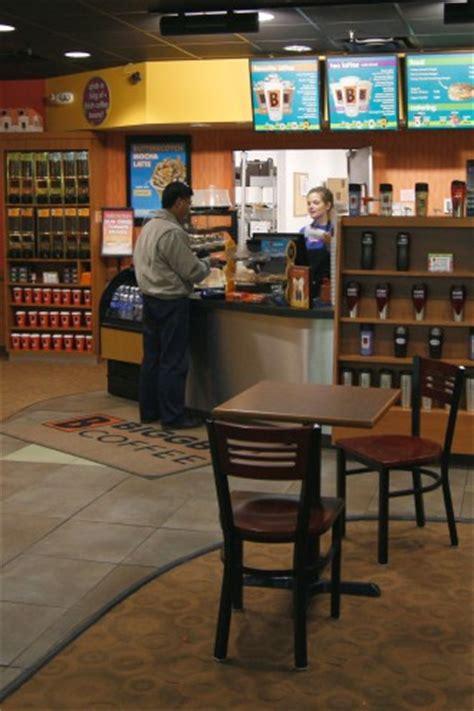 BIGGBY COFFEE   Bernhard Center   Western Michigan University