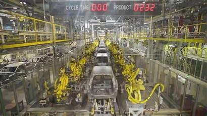 Industrial Line Robotics Law Robot Robots Process