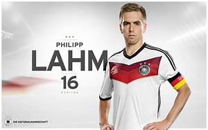 Philipp Lahm Wallpaper zur Fußball-WM 2014