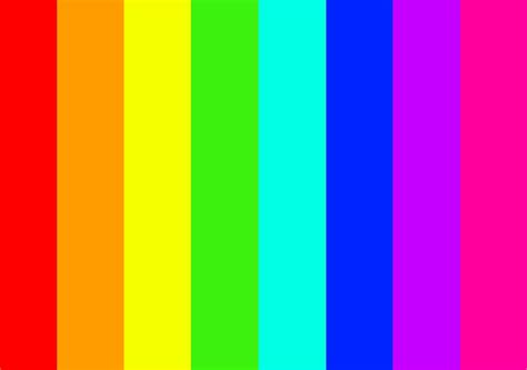 what are the rainbow colors rainbow colour bars free backgrounds and textures