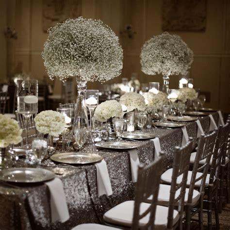 Winter Wedding Sparkle Blog Zest Floral And Event
