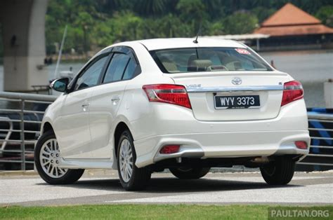 Review Toyota Vios by Driven 2013 Toyota Vios 1 5 G Review