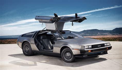 The 2013 Delorean EV. Back From the Future.