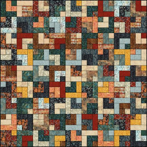 rustic log cabin quilt favequiltscom
